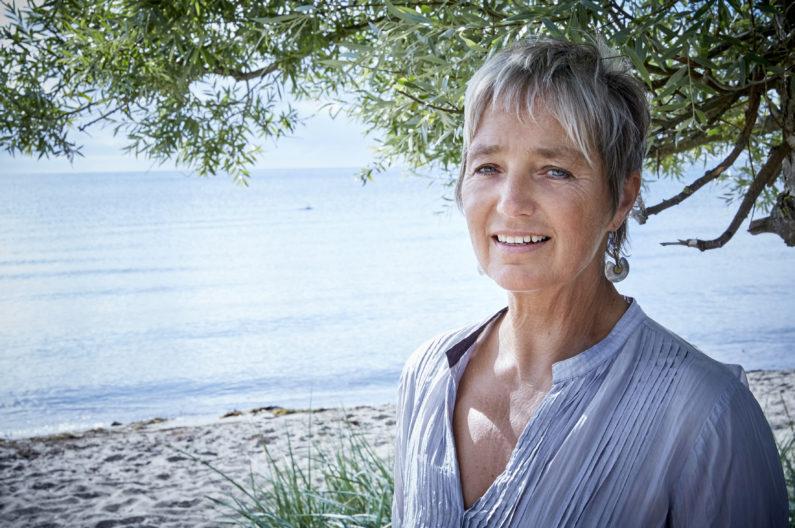 Eva; mindful i naturen på Sletten strand